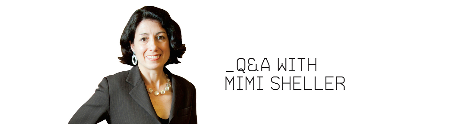 Q & A With Mimi Sheller