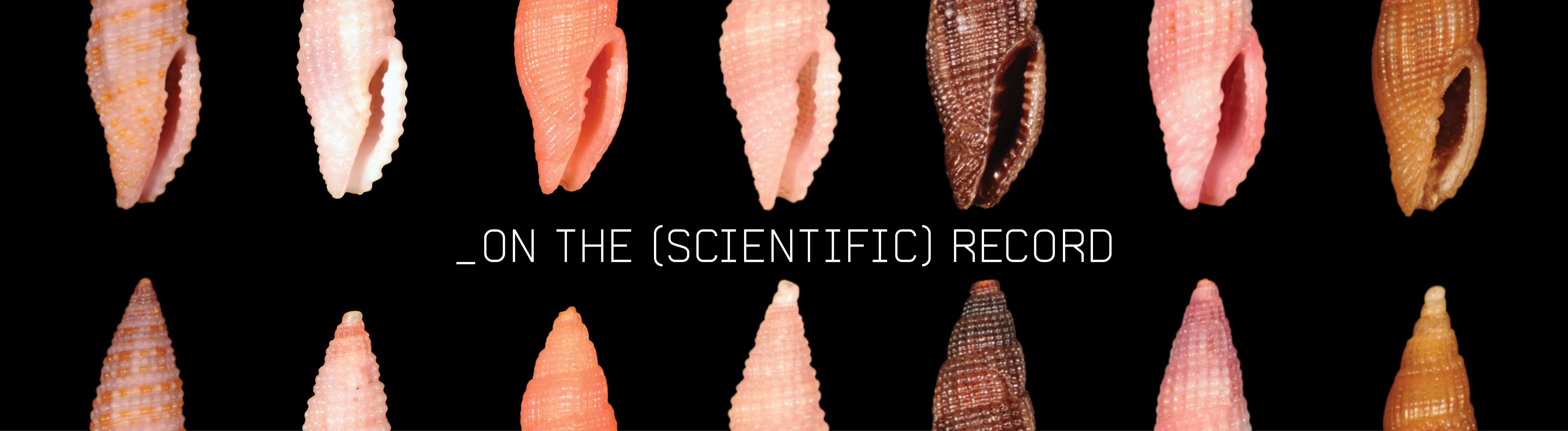 On the (Scientific) Record