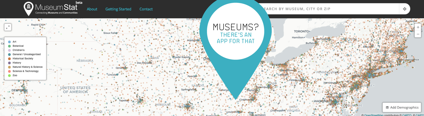 Museums? There's an App for That